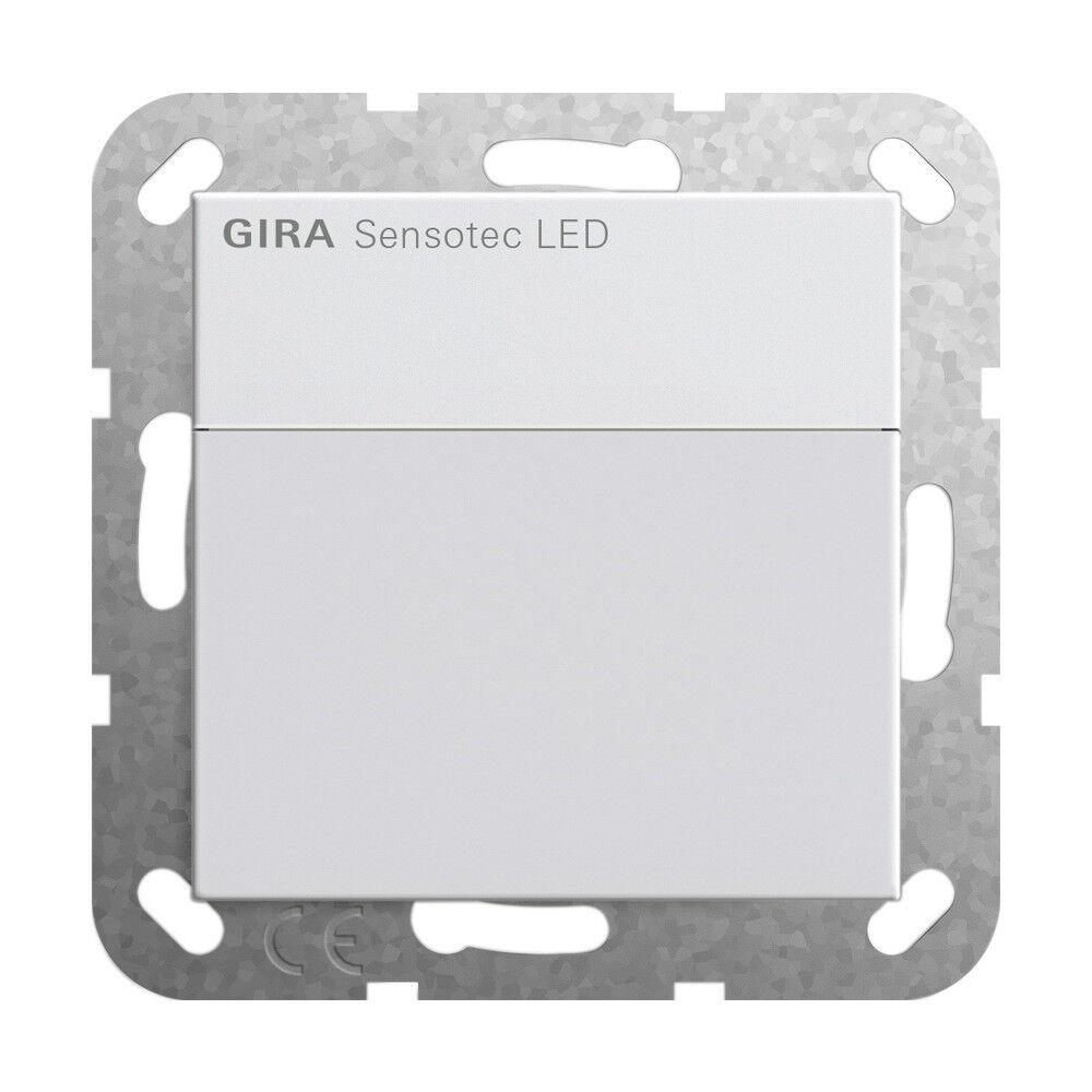 Gira 236803 Sensotec LED mit Fernbedienung System 55 Reinweiß Reinweiß Reinweiß glänzend c6303b