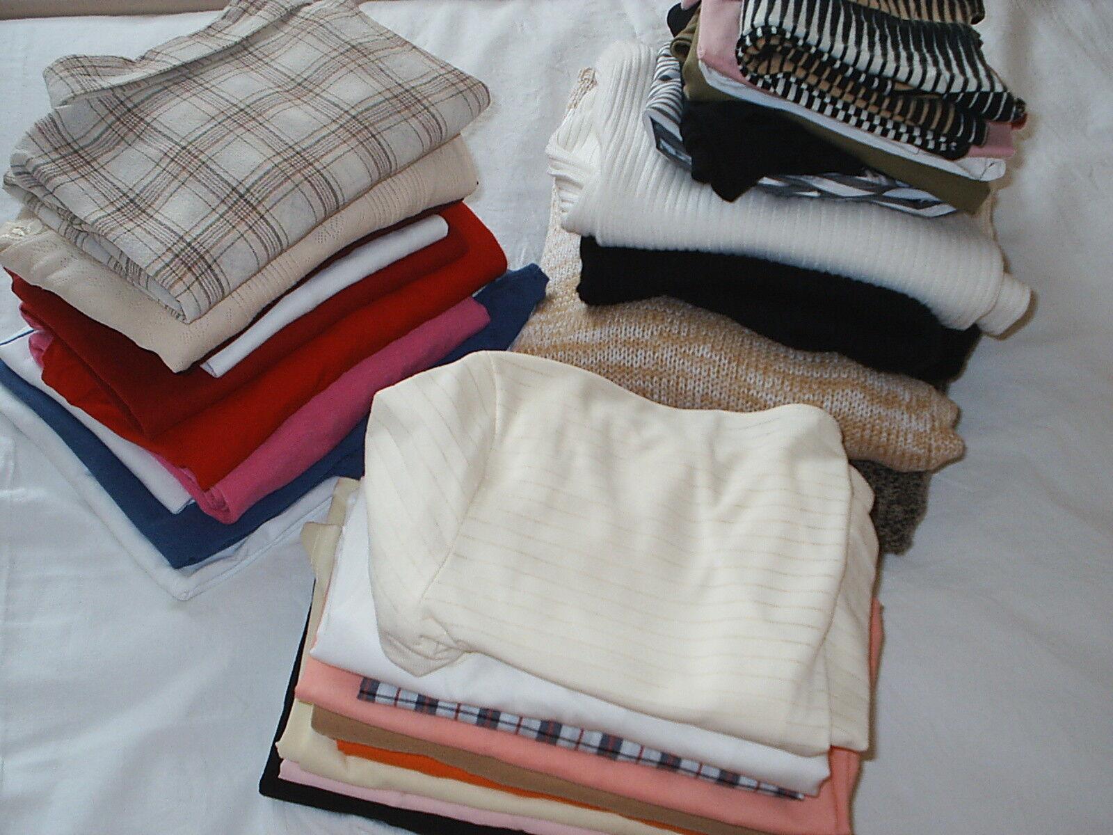 Damenbekleidung 50 Teile  Konvolut Dachbodenfund Haushaltsauflösung