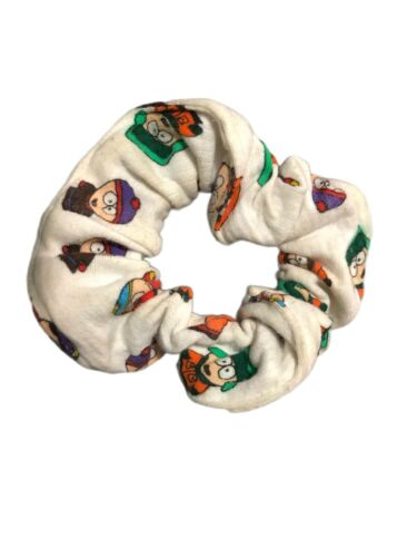 Vintage 90s South Park Hair Scrunchie