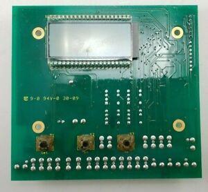 Hayward-Summit-Heat-Pump-Display-Control-Board-HPEC-003-592754
