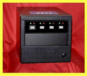 MediaStor.US USB 1-41 1 to 41 Target USB Memory Thumb Drive Duplicator /& Tester