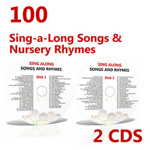Image Is Loading 100 Children 039 S Sing Along Songs 2