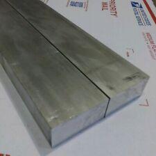 2 Pc 1 X 2 New 6 Long 6061 T6511 Solid Aluminum Plate Flat Bar Stock Block