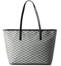 c75c116c5fe4d item 1 Michael Kors Studio Signature Emry Large Top Zip Tote Shoulder Bag  Handbag Black -Michael Kors Studio Signature Emry Large Top Zip Tote  Shoulder Bag ...