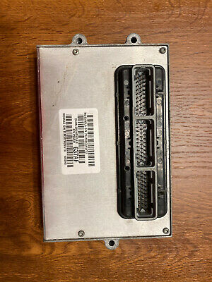00 Grand Cherokee 4.0L ECU ECM PCM Engine Computer Control 56041637 637 PROG