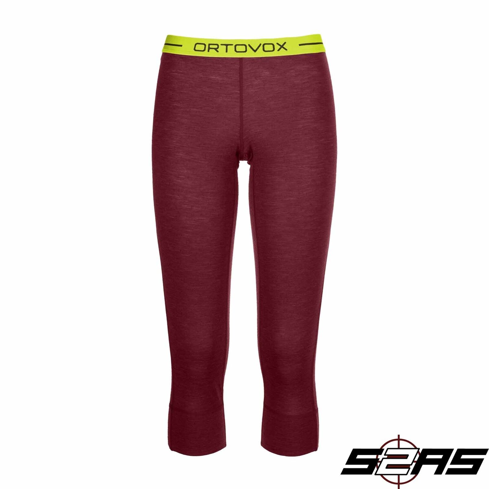 2019 Ortovox Merino Ultra  Short Pants Women's Thermal (Red)  factory outlet online discount sale