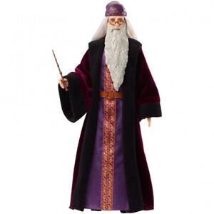 Mattel-Harry-Potter-Albus-Dumbledore-Doll-Figurines-Collector-039-s-Item