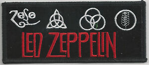 LED-ZEPPELIN-ZEP-1-4-IRON-ON-or-SEW-ON-PATCH