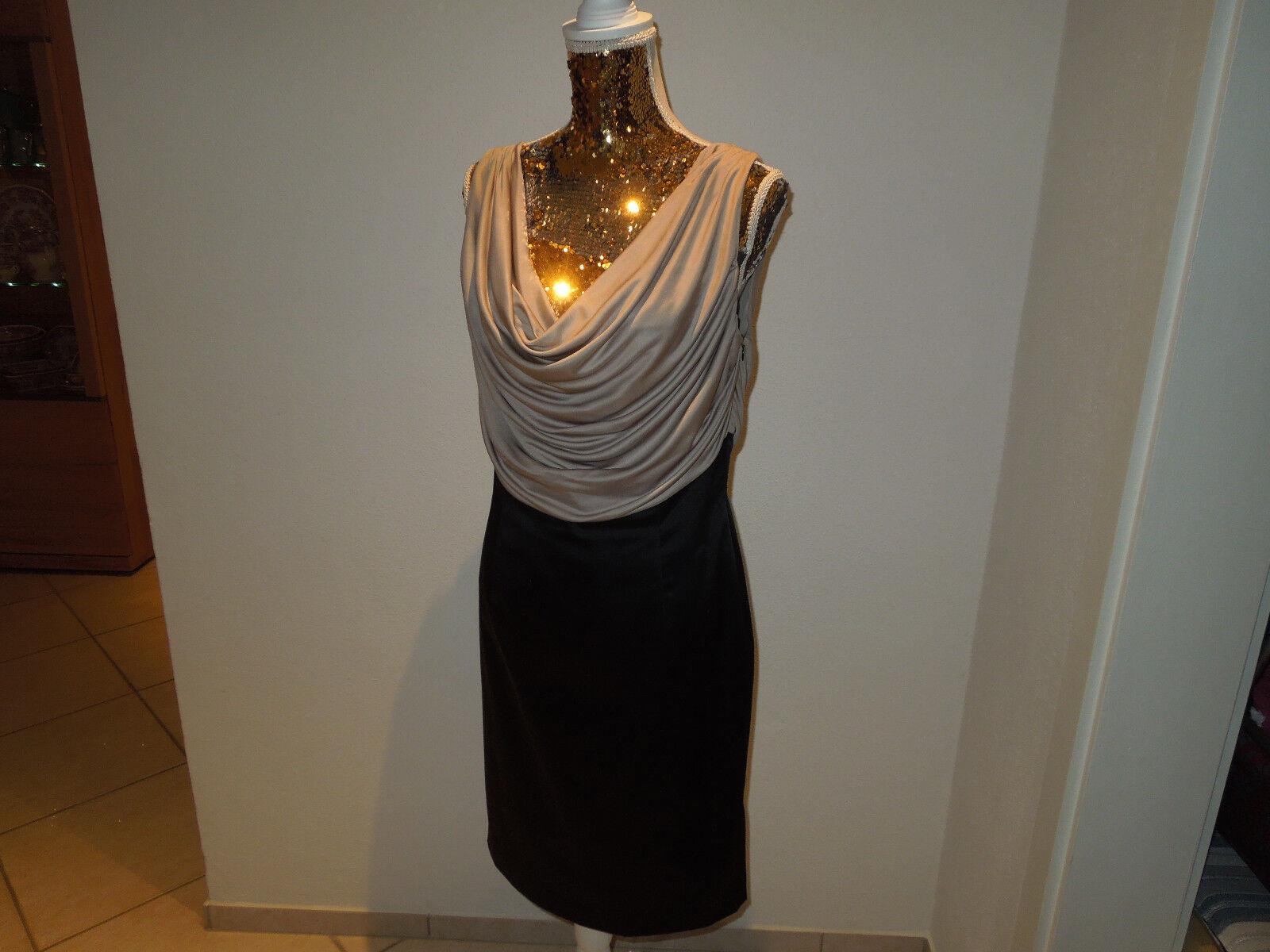 Elegantes Kleid Größe Größe Größe 40 Oberteil Wasserfall Top | Haltbarkeit  | Spielen Sie das Beste  | Sehr gute Farbe  e5ab0a