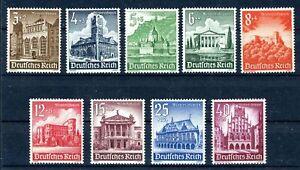 Deutsches-Reich-MiNr-761-69-postfrisch-MNH-Winterhilfswerk-Q11087