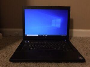 Dell-Latitude-E6410-14-Laptop-2-53GHz-Core-i5-4GB-250GB-Windows-10-Pro-B-Grade