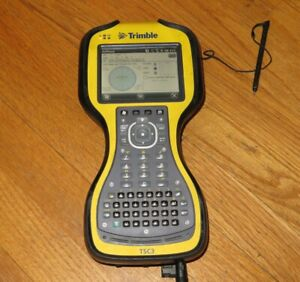 Trimble TSC3 Data Collector with WiFi, GPS & Bluetooth