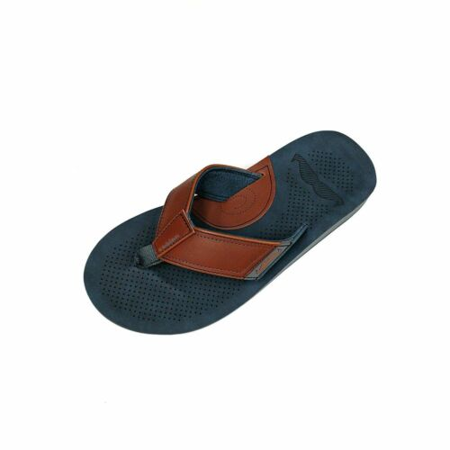 NEW MEN COBIAN MOVEMBER SANDAL FLIP FLOP NAVY MOV17-410 ORIGINAL