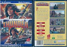 Thunder (1983) DVD NUOVO SIGILLATO Bo Svenson. Mark Gregory. Larry Ludman