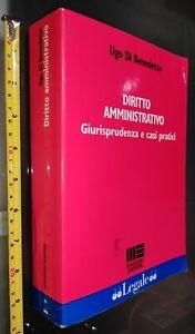 GG LIBRO: DIRITTO AMMINISTRATIVO GIURISPRUDENZA E CASI PRATICI - U.DI BENEDETTO