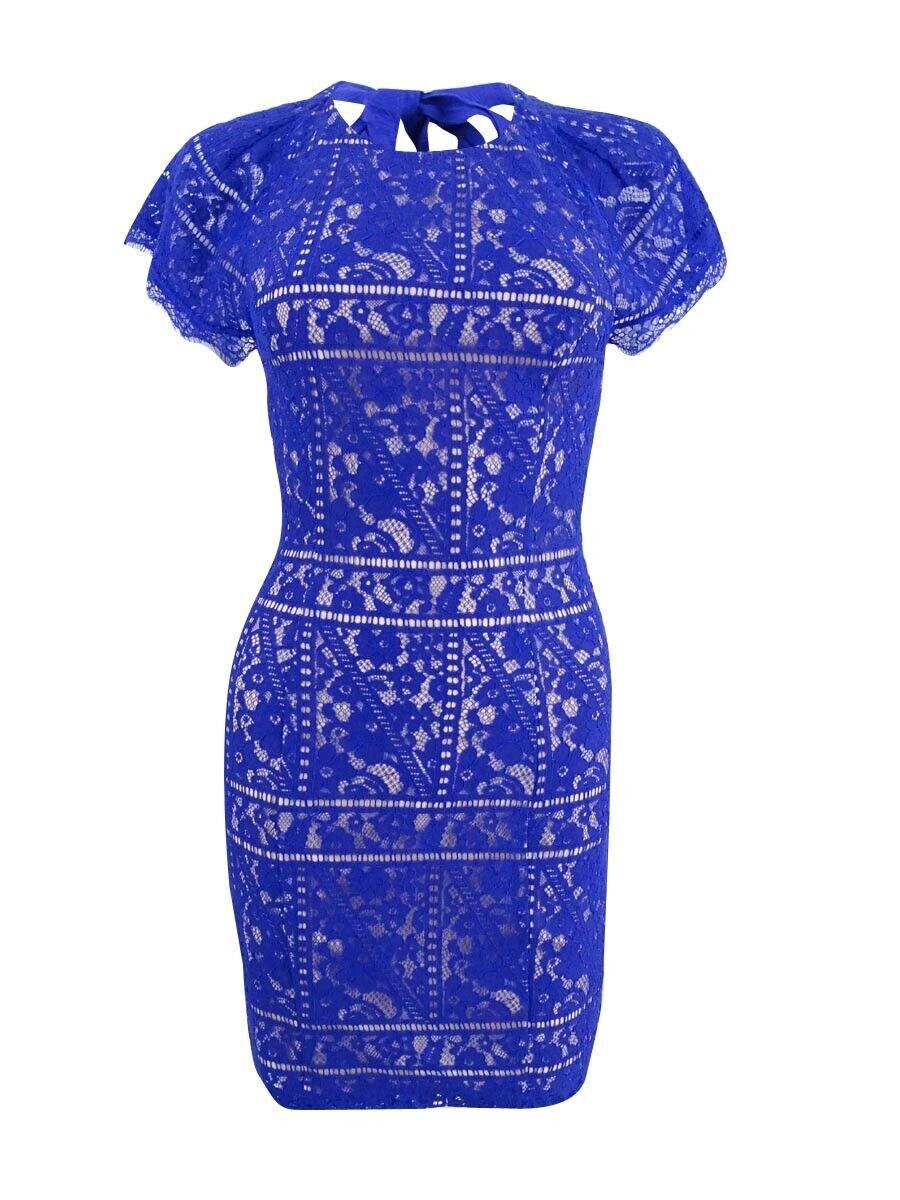 Endless Rosa Woherren Open-Back Sheath Dress