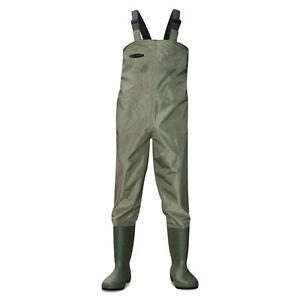 Dirt-Boot-Nylon-Petto-Trampolieri-100-Impermeabile-Pesca-a-Mosca-grossolano-Muck-dello-stivale