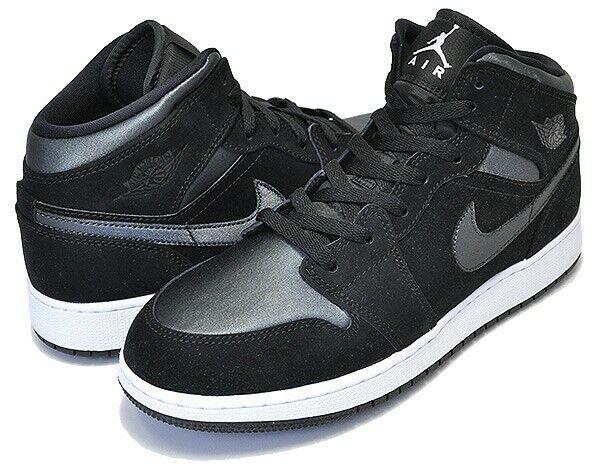 Basketball Shoe Jordan Nike Kids Air 1 MID GS