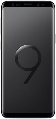 "SAMSUNG GALAXY S9 MONO SIM NERO BRAND MIDNIGHT BLACK 5.8"" 64 GB GAR ITALIA"