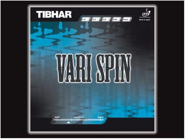 Tibhar Vari redation TENNIS DE table-revêtement surface de tennis de table