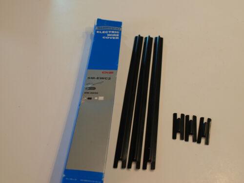 SHIMANO SM-EWC2 DI2 Electric Wire Cover Black