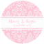 DAMASK-STYLE-PERSONALISED-WEDDING-BIRTHDAY-BUSINESS-STICKERS-CUSTOM-SEALS-LABELS thumbnail 18