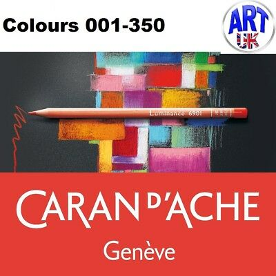 Caran d/'Ache LUMINANCE 6901 SKIN TONES artists permanent lightfast pencils