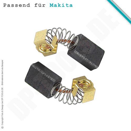 Balais de Charbon pour Makita Perceuse-Visseuse Dp 4700//DP4700 CB-64