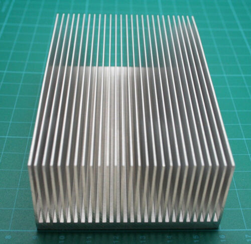 100x69x36mm Aluminum Heat Sink Cooling Fin Radiator for LED Transistor US