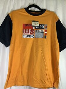 NWT-U-S-Polo-Assn-Shirt-Sportswear-Shirt-Large