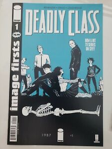 MR IMAGE COMICS IMAGE FIRSTS DEADLY CLASS #1
