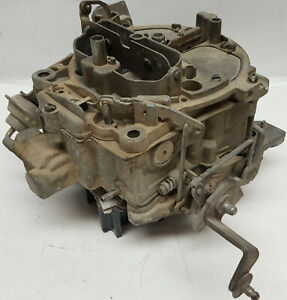 Rochester-Quadrajet-7027248-1967-Buick-430-4-barrel-carburetor-QJet-E7-dated
