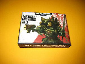 Warhammer-40k-Taktische-Missionsziele-Karten