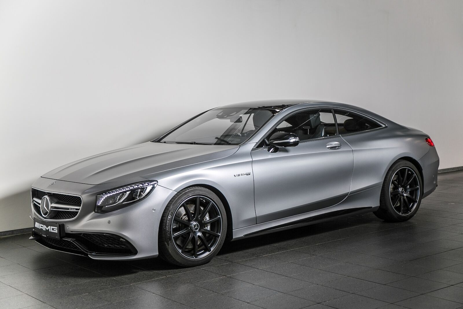 Mercedes-Benz S63 5,5 AMG Coupé aut. 4-M