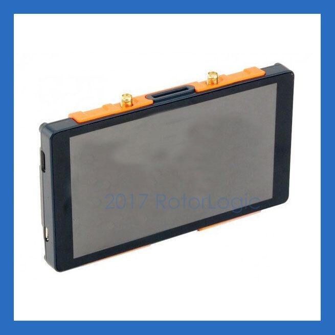 FatShark FSV1101 Transformer HD Monitor with Diversity Receiver FPV - US Dealer