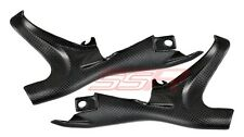 Ducati Monster 821/1200/S Rear Tail Subframe Trim Cover Fairings Carbon Matte