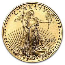 2005 1/10 oz Gold American Eagle Coin