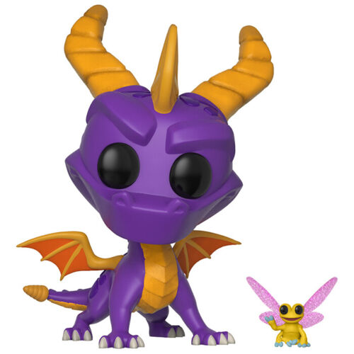 Funko POP Spyro #361 Spyro And Sparx