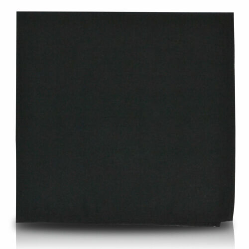 Plain Paisley Headwear//Sciarpa Collo Polso Avvolgere Headtie Cane Plain Bandana