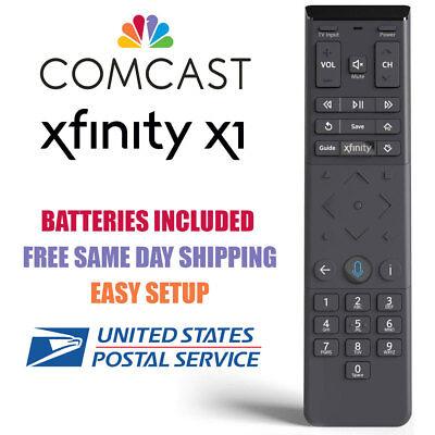 New Xfinity Comcast XR15 X1 Voice Remote Control w