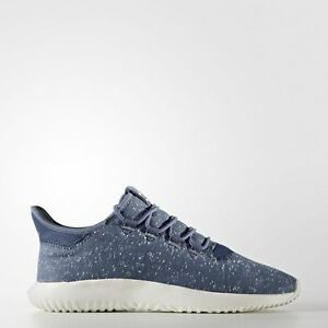 Adidas BY3572 Men tubular shadow Running shoes blue white sneakers