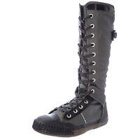 G-star Raw Women's Shogun Kabuki Black Lava Sneaker Boots Shoes Gs60371/406
