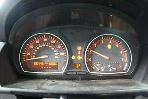 Image Is Loading 2004 2006 Bmw X3 Instrument Cer Sdometer Mph