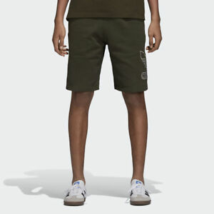 Details about adidas Originals Outline Shorts New Night Cargo White Men Sportswear DH5781