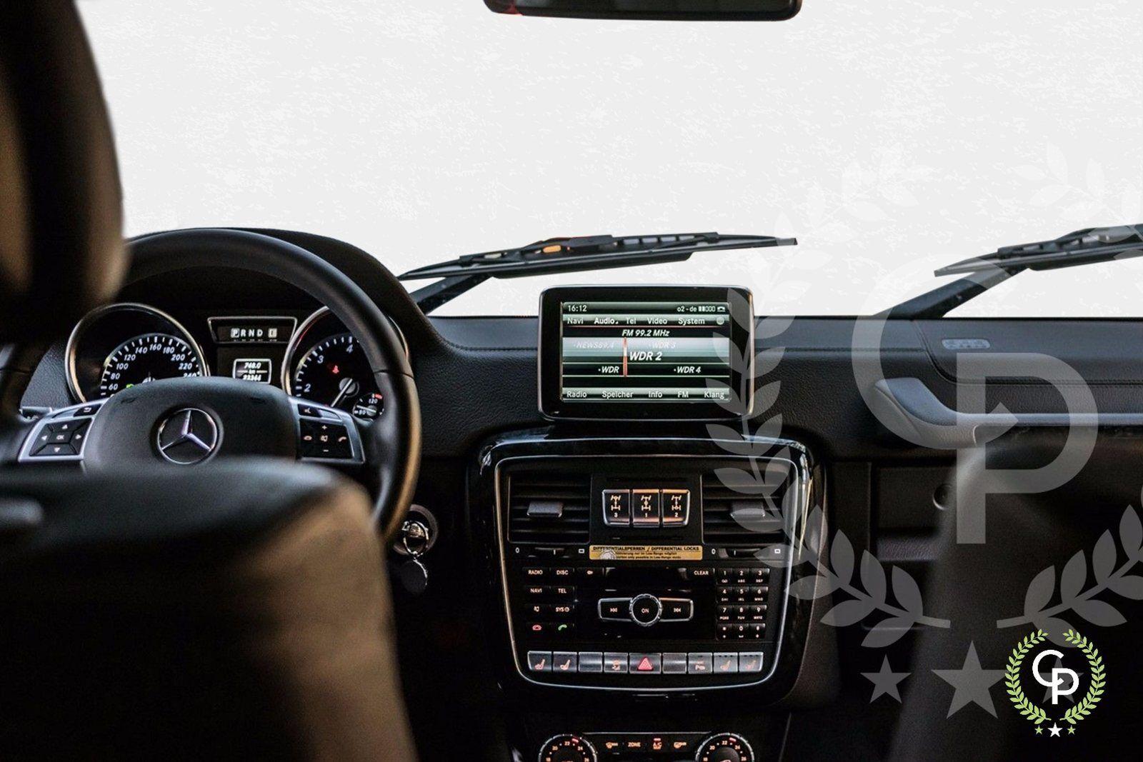 Mercedes G350