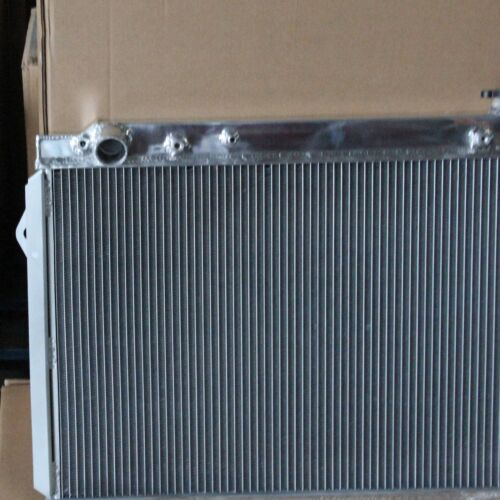 3-Row//CORE Aluminum Radiator For Toyota Landcruiser 80 SERIES FJ80R FZJ80R 93-97