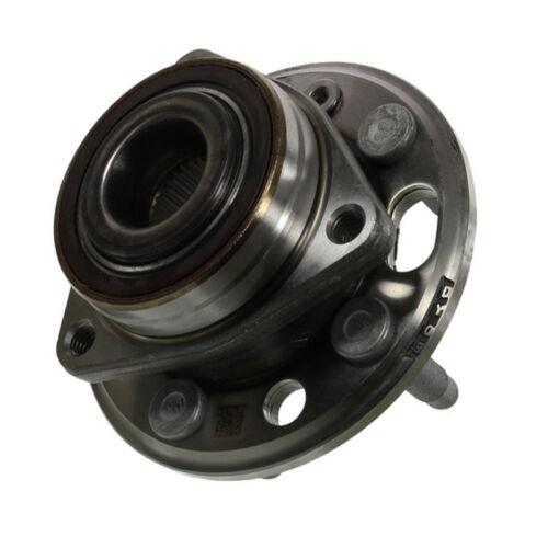 Wheel Bearing and Hub Assembly-Hub Assembly Front//Rear MOOG 513288