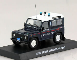 Carabinieri-Land-Rover-Defender-90-SFOR-Bosnia-1995-1-43-Diecast