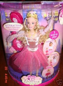 Limited Interactive Barbie In The 12Dancing Princesses