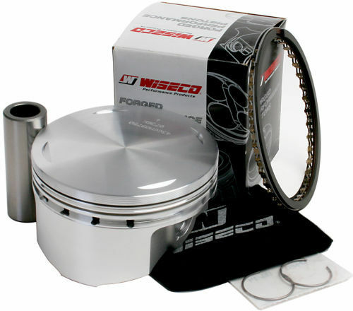 Wiseco Honda XR600R XR600 XR 600 600R Piston Kit 97.50mm 11:1 85-01